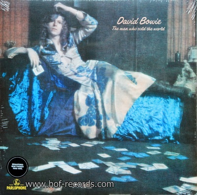 David Bowie - The Man Who Sold The World 1Lp N.