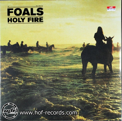 Foals - Holy Fire 1 LP ( NEW )