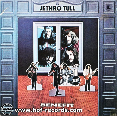 Jethro Tull - Benefit 1970 1lp