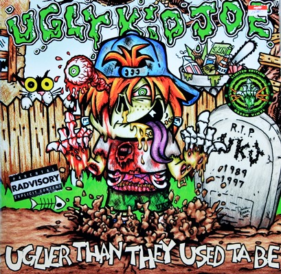 Ugly Kid Joe - Uglier Than They Used Ta Be 1Lp N.