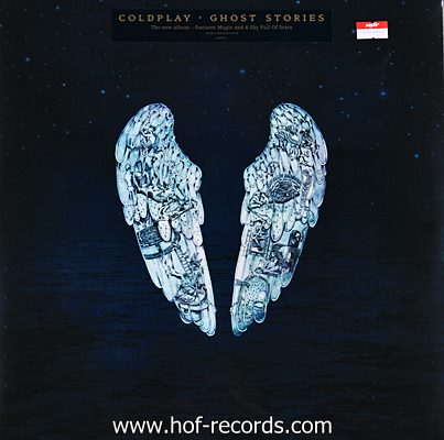 Coldplay - Ghost Stories 1lp NEW