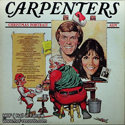 Carpenters - Chirstmas Portrait 1 LP