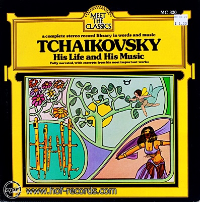 Tchaikovsky - His Life And His Music 1lp