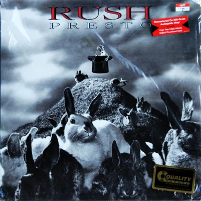 Rush - Presto 1Lp N.