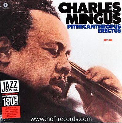 Charles Mingus - Pithecanthropus Erectus 1lp