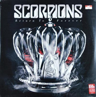 Scorpions - Return To Forever 2Lp N.