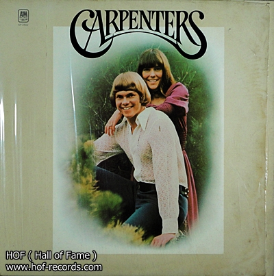 Carpenters - 1 St _1 Lp