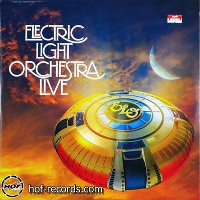 ELO - Live ( NEW ) 2lp