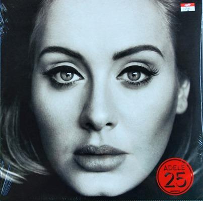 Adele - 25 1Lp N.