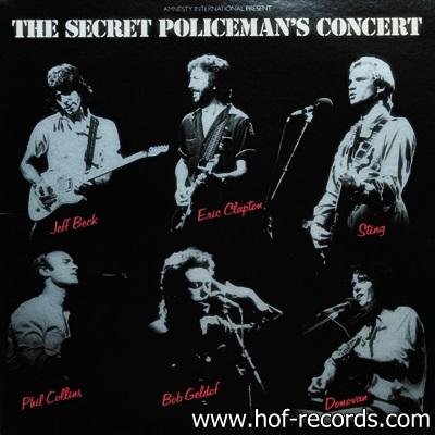 The Secret Policeman's Concert 1981 1Lp
