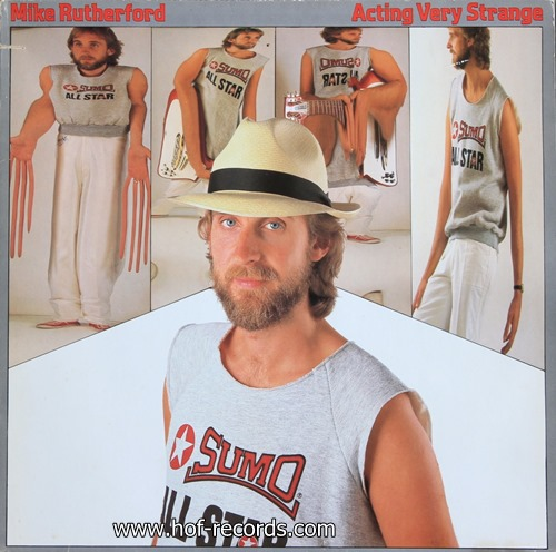 Mike Rutherford - Acting Very Strange 1982