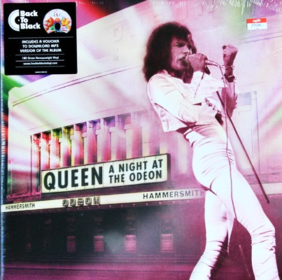 Queen - A Night At The Odeon 2Lp N.