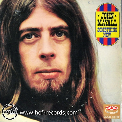 john mayall - something new 1lp
