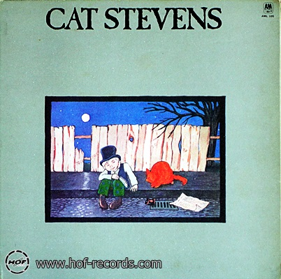 Cat Steven - Teaser And The Firecat 1971 1lp
