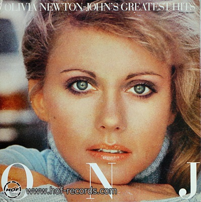 Olivia Newton-John - Greatest Hits 1lp