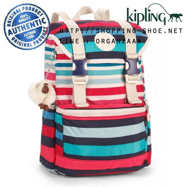 Kipling Experience S - Spicy Stripe Bl (Belgium)