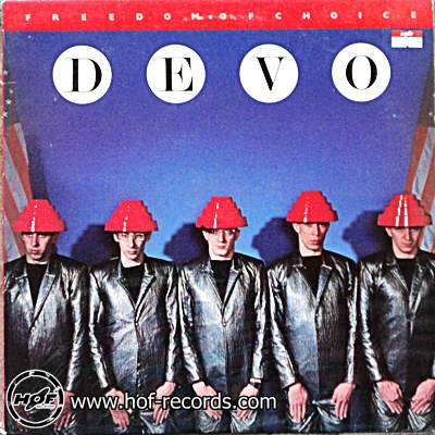 Devo - Freedom Of Choice 1 LP