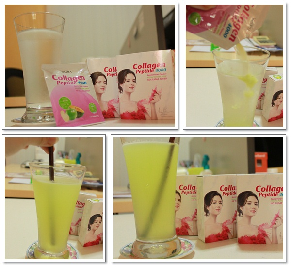 Vistra Collagen peptide 4000