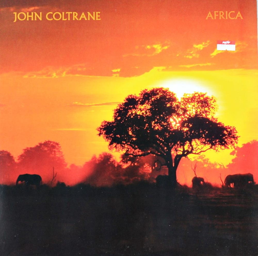 John Coltrane - Africa 1lp NEW