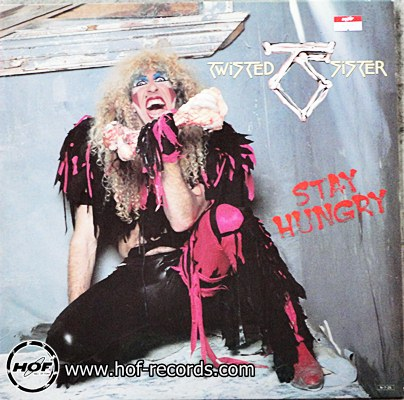 Twister Sister - Stay Hungry 1 LP