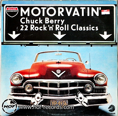 chuck berry - 22 rock 'n' roll classics 1lp