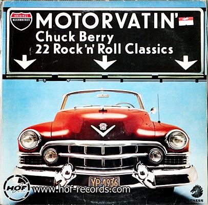 chuck berry - 22 rock 'n' roll classics 1lp
