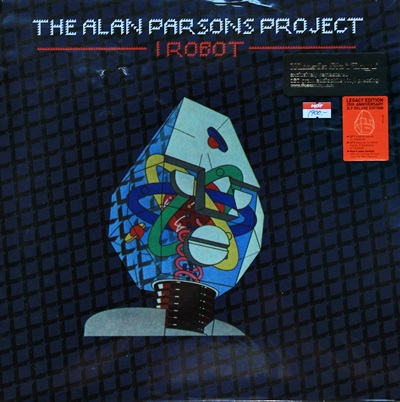 The Alan Parsons Project - I Robot 2Lp N.