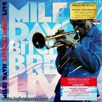 Miles N.avis - Bitches Brew Live 2Lp N.
