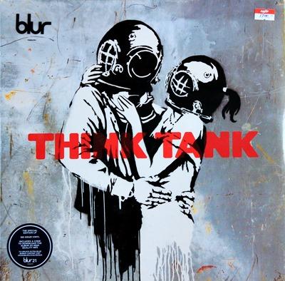 Blur - Think Tank 2Lp N.