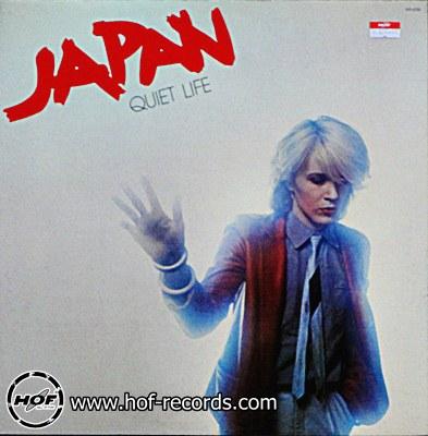Japan - Quiet Life 1 LP