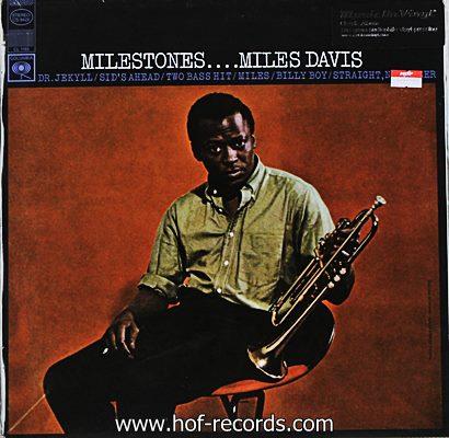 Miles Davis - Milestones N. 1lp