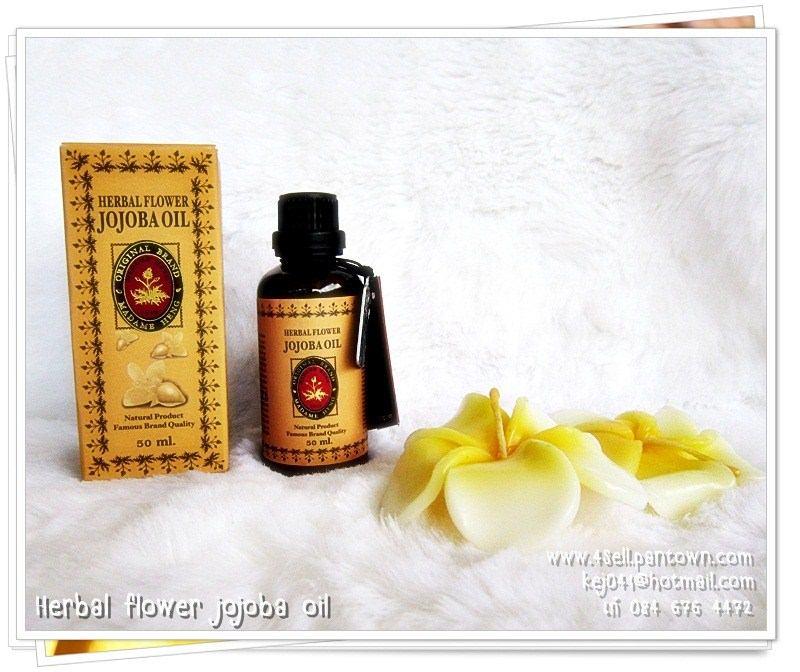 Herbal Flower jojoba oil มาดามเฮง