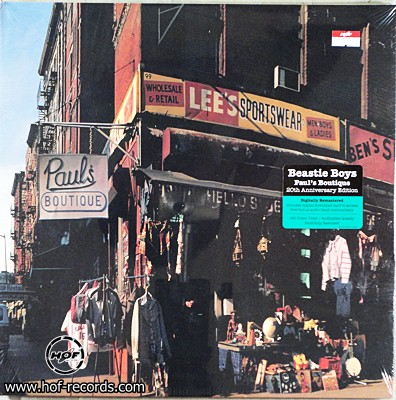 Beastle Boys - Paul's Boutique