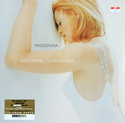 Madonna - Something To Remember 1Lp N.