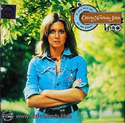 Olivia Newton-John - If You Love Me Let Me Know 1974 1lp