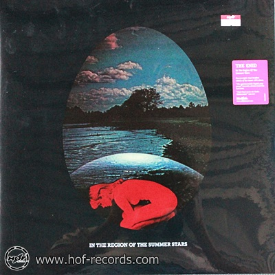 The Enid - In The Region Of The Summer Stars 1976 1lp NEW