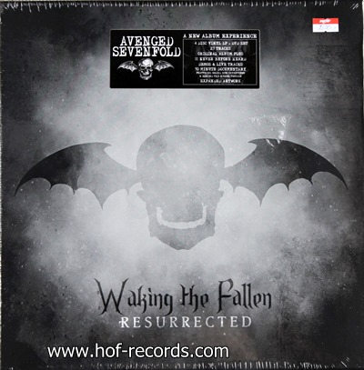 Avenged Sevenfold - Waking The Fallen 4lp +1 Dvd ( Boxset ) N.