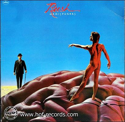 Rush - Hemispheres 1978 1lp