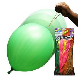 ลูกบอลเด้ง พิมพ์ลาย คละไซส์ คละสี แพ็ค 5 ใบ - Punch Ball Printing Mixed Size & Color Pack 5