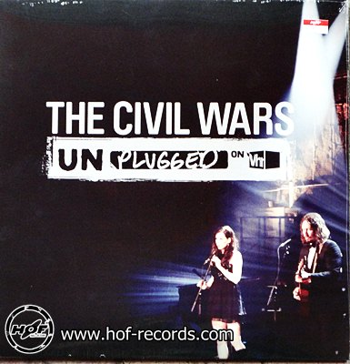 The Cuvil wars - unplugged on VH1 1 LP New