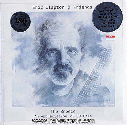 Eric Clapton & Friends - The Breeze 2lp