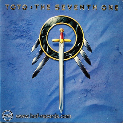 TOTO - The Seventh One 1988 1lp