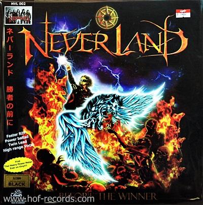 Never Land - Before The Winner 1Lp N.