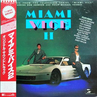 Miami Vice II Ost.