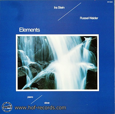 Ira Stein / Russel Walder - Elements 1982 1lp