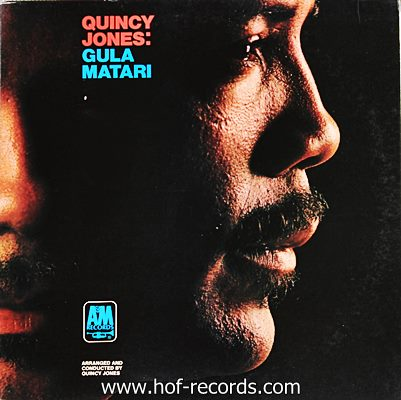 Quincy Jones - Gula Matari 1970