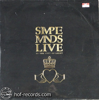 Simple Minds - Live In The City Of Light 2lp