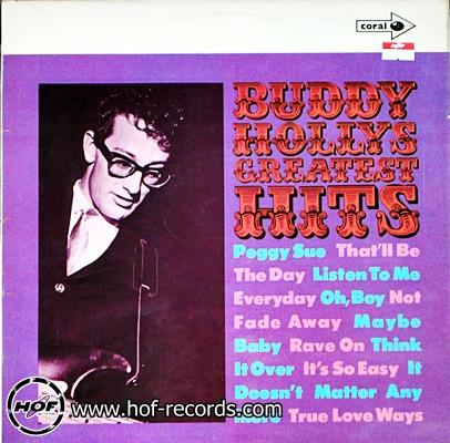buddy holly - greatest hit 1lp