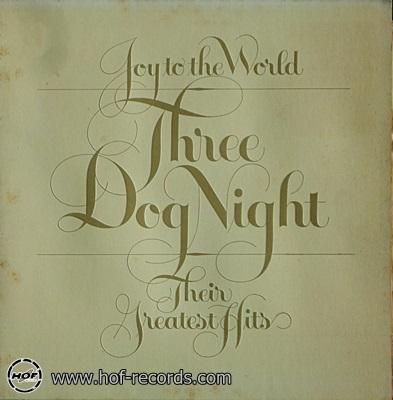 Three Dog Night - Joy To The World 1lp