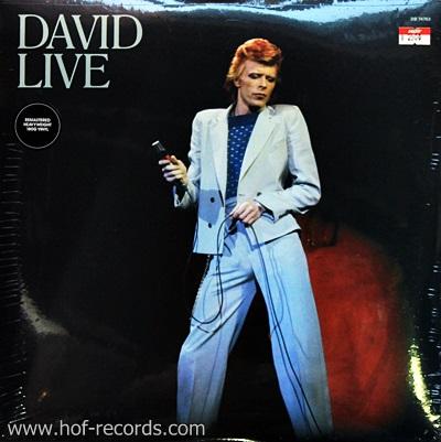 David Bowie - Live 3Lp N.